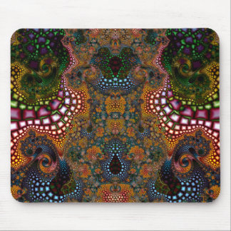 Particularized Dreamtime Variation 1  Mousepad