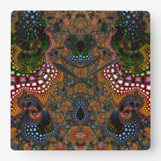 Particularized Dreamtime Variation 1  Wall Clock