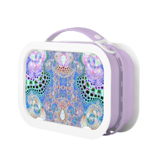 Particularized Dreamtime Variation 2  Lunch Box