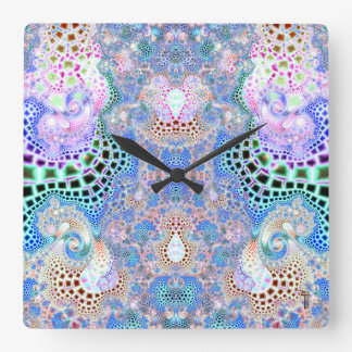 Particularized Dreamtime Variation 2  Wall Clock