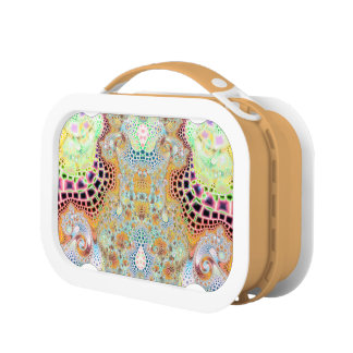 Particularized Dreamtime Variation 3  Lunch Box