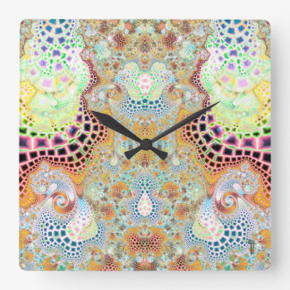 Particularized Dreamtime Variation 3  Wall Clock
