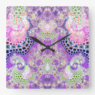 Particularized Dreamtime Variation 6  Wall Clock