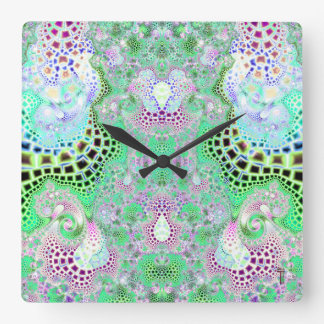 Particularized Dreamtime Variation 7  Wall Clock