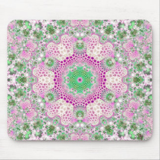Particularized Hexagram Variation 4  Mousepad