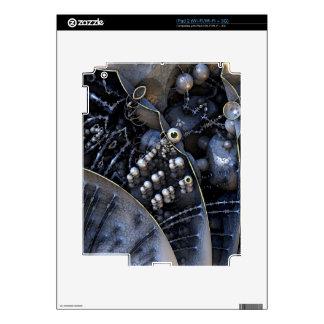 PARTÍCULAS CALCOMANÍAS PARA iPad 2