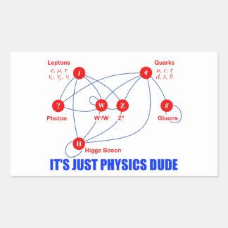 Partículas elementales de los Quarks del bosón de Rectangular Altavoces