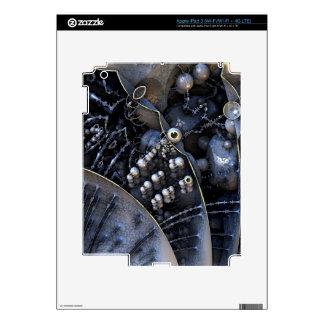 PARTÍCULAS iPad 3 PEGATINAS SKINS