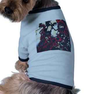 partículas metamórficas III Camiseta De Perro