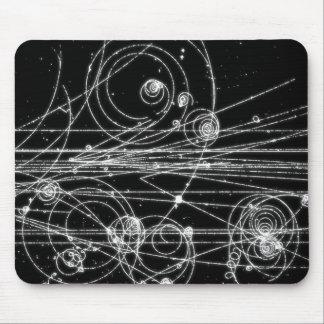 Partículas oscuras mousepads