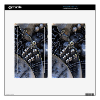 PARTICULES KINDLE FIRE SKIN