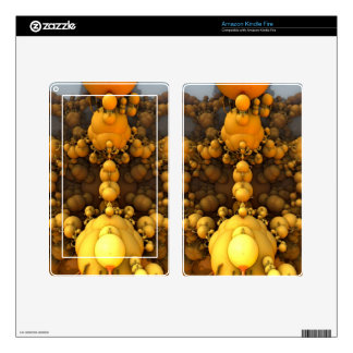PARTICULES SKINS FOR KINDLE FIRE