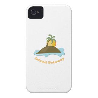 Partida de la isla Case-Mate iPhone 4 protector