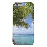 Partida de la isla funda de iPhone 6 slim