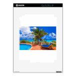 Partida de las vacaciones iPad 2 skin