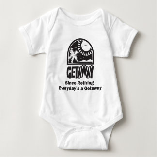 Partida del retiro body para bebé