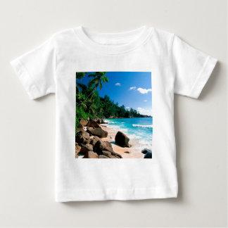 Partida del secreto de la playa tshirts