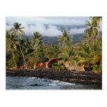 Partida hawaiana tarjetas postales
