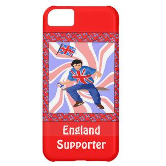 Partidario de Inglaterra Funda Para iPhone 5C