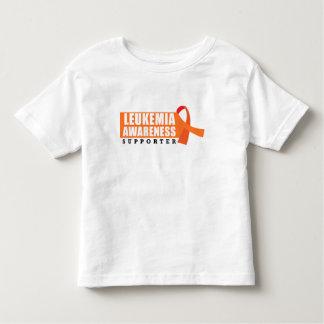 Partidario de la conciencia de la leucemia camisas