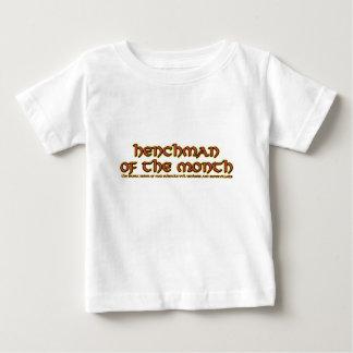 Partidario de las camisetas del niño del chiste playera