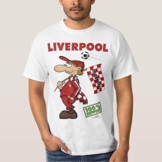 Partidario Liverpool Playera