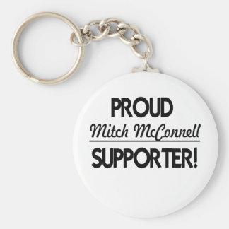 ¡Partidario orgulloso de Mitch McConnell! Llaveros