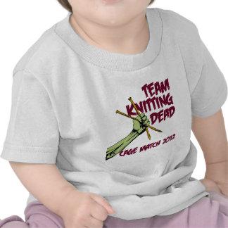 Partido 2012 de la jaula de TKD Camisetas