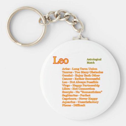 Partido astrológico de Leo los regalos de Zazzle d Llavero Redondo Tipo Pin