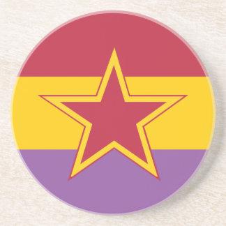 Partido Comunista de España, Colombia política Posavasos Diseño