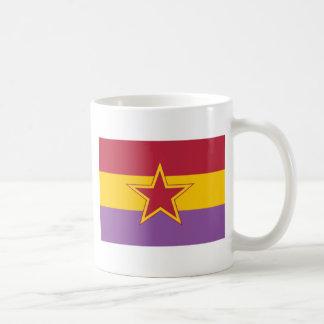 Partido Comunista de España, Colombia política Tazas