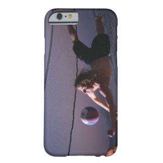 Partido de balonvolea de playa 2 funda barely there iPhone 6