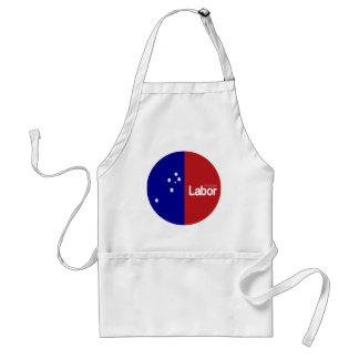 Partido laborista australiano 2013 delantal