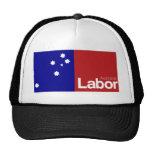 Partido laborista australiano 2013 gorros bordados