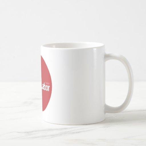 Partido laborista australiano 2013 taza de café