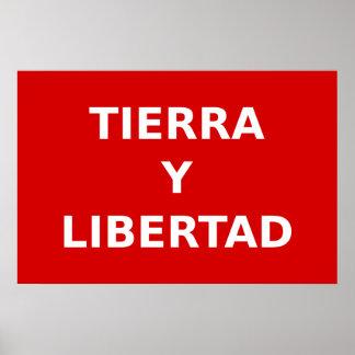 Partido Mexicano liberal Colombia política Poster