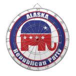 Partido Republicano de Alaska Tabla Dardos