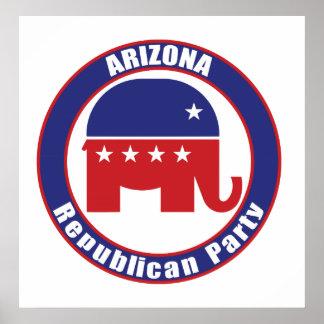 Partido Republicano de Arizona Impresiones