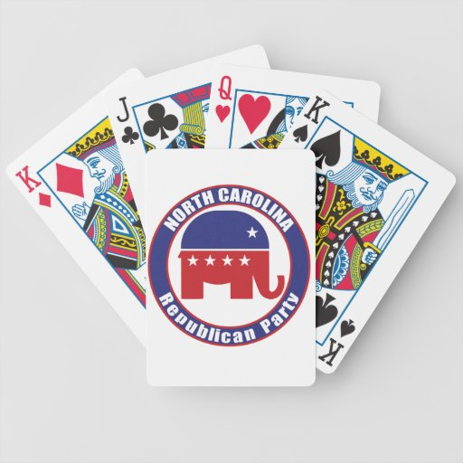 Partido Republicano de Carolina del Norte Cartas De Juego