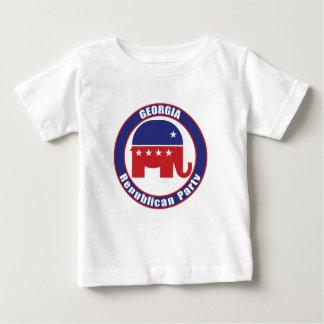 Partido Republicano de Georgia Playera De Bebé