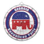 Partido Republicano de Georgia Tabla Dardos