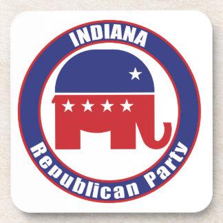 Partido Republicano de Indiana Posavasos De Bebida