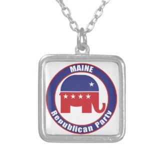Partido Republicano de Maine Grimpolas Personalizadas
