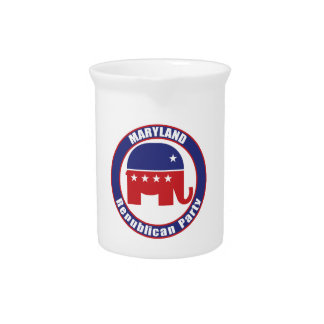 Partido Republicano de Maryland Jarrones