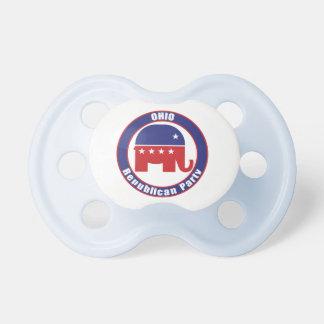 Partido Republicano de Ohio Chupetes De Bebe
