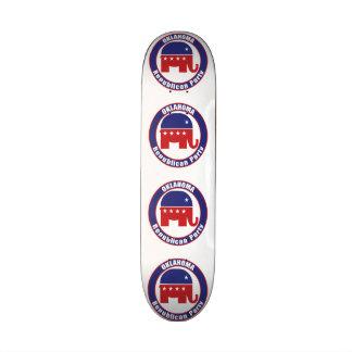 Partido Republicano de Oklahoma Patín