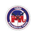 Partido Republicano de Tejas Reloj