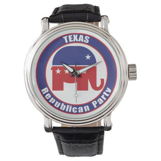 Partido Republicano de Tejas Relojes