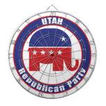 Partido Republicano de Utah Tablero De Dardos