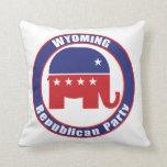 Partido Republicano de Wyoming Almohada